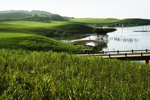 山东南山国际高尔夫球会,荣成石岛旅游休闲度假村,庐山国际高尔夫球会
